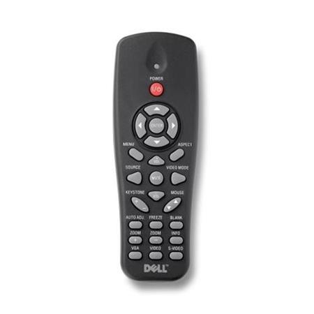 Dell 1210S / 1410X / 1510X / 1610HD Projector Remote Control - Kit