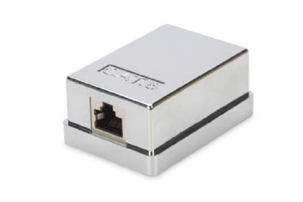 DIGITUS Professional CAT 6 Surface Mount Box, 2-port