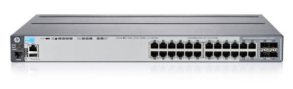 HP 2920-24G Switch - J9726A