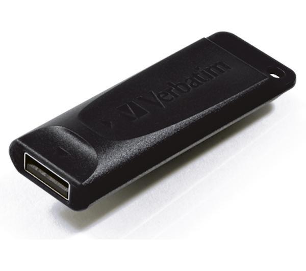 Akce!!! VERBATIM STORE N GO USB 2.0 DRIVE SLIDER 32GB BLACK