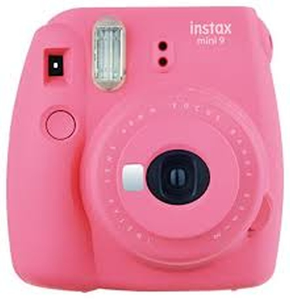 Fujifilm INSTAX MINI 9 bundle (with 1x10 film) - Pink