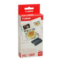 Canon HC18IF - Fullsized label set, 18 ks