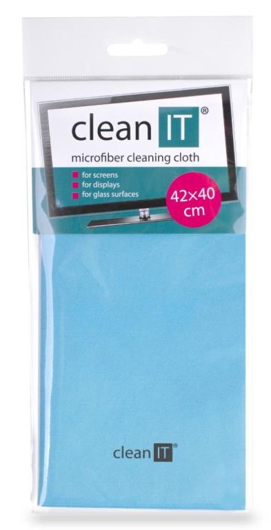 CLEAN IT čistící utěrka z mikrovlákna, velká
