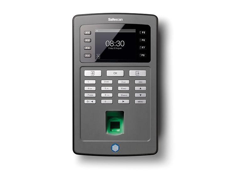 Docházkový systém SAFESCAN TA-8030