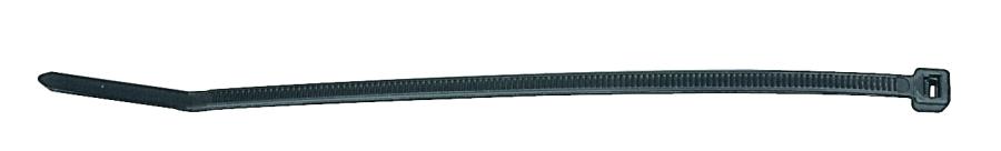 Fixapart CTS 06-BLACK - Stahovací Pásky 0.20 m, černá