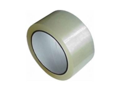 MaxOffice Lepicí páska transparentní, akrylátové lepidlo, š.48mm, 40 mic., 66y