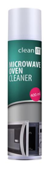 CLEAN IT HOUSEHOLD čistič na mikrovlnné trouby