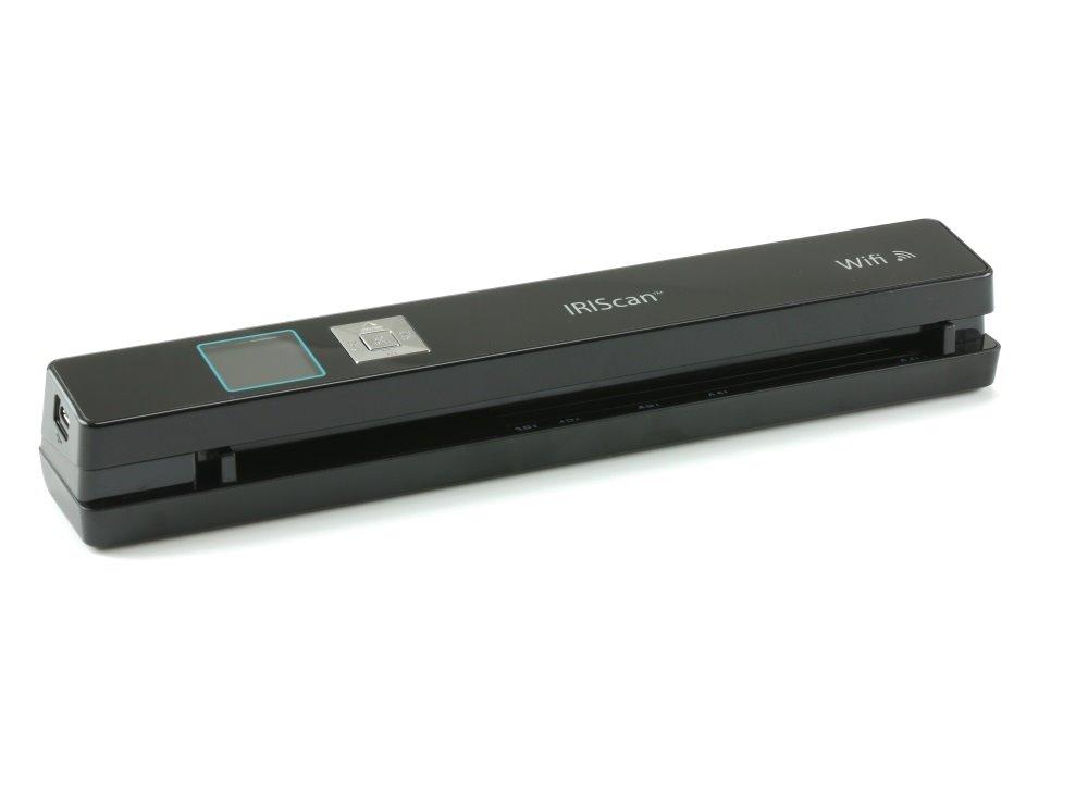 IRIS skener IRIScan Anywhere 5 Wifi - přenosný skener s připojením na wifi